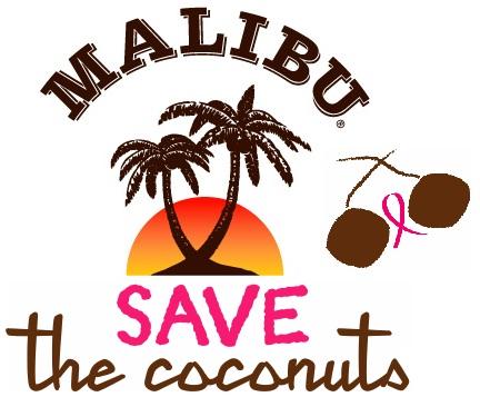 Save the Coconuts - Malibu Rum Tasting