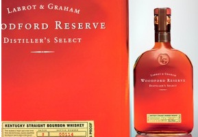 Woodford Reserve Bourbon Etching