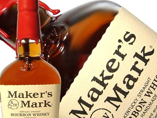 Maker's Mark Etching and Dipping