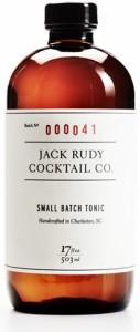 Jack Rudy Small Batch Tonic