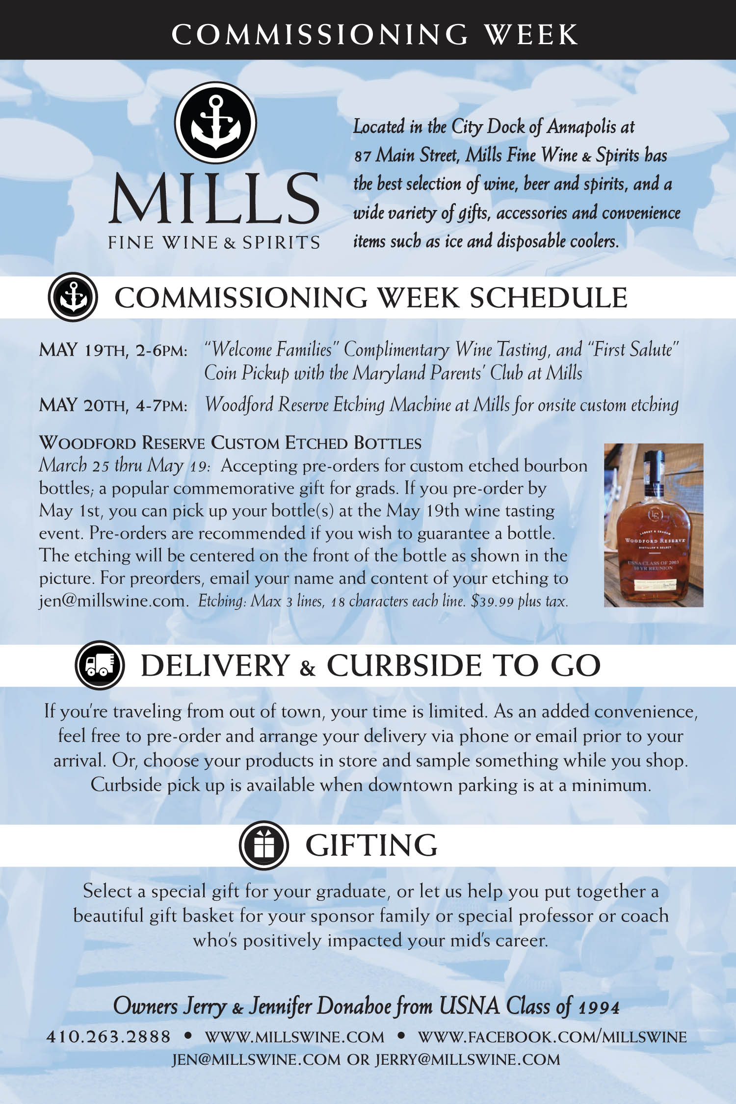 Woodford Reserve Bourbon Bottle Custom Etching Preorders for Commissioning Week