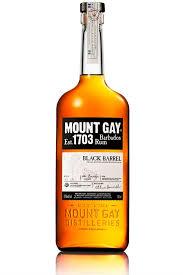 Mount Gay Black Barrel Rum @ Mills Fine Wine & Spirits | Annapolis | Maryland | United States