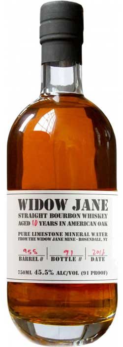 Widow Jane Bourbon @ Mills Fine Wine & Spirits | Annapolis | Maryland | United States