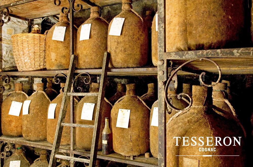 Tesseron Cognac @ Mills Fine Wine & Spirits | Annapolis | Maryland | United States